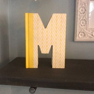 Other - Letter M Journal